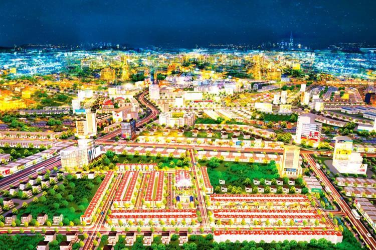Dự án Bình Dương Avenue City