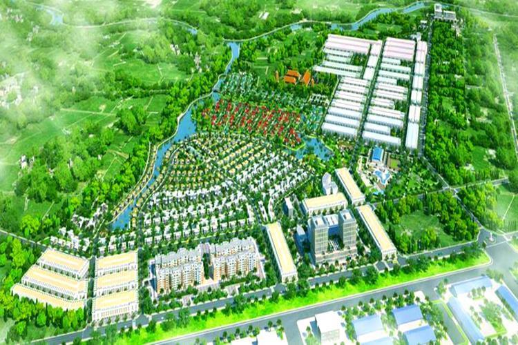 Dự án khu đô thị Đông Bình Dương