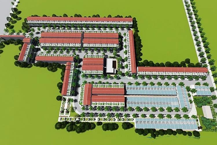 Phối cảnh dự án City Zone Bình Dương