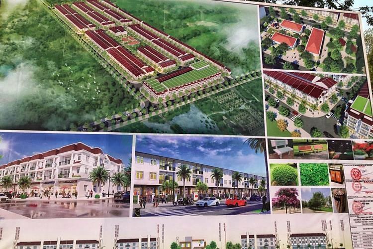 Tiện ích dự ánVision City Bình Dương