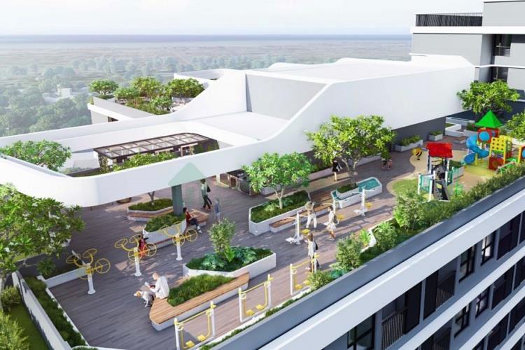 Tiện ích dự ánHacom Mall Ninh Thuận