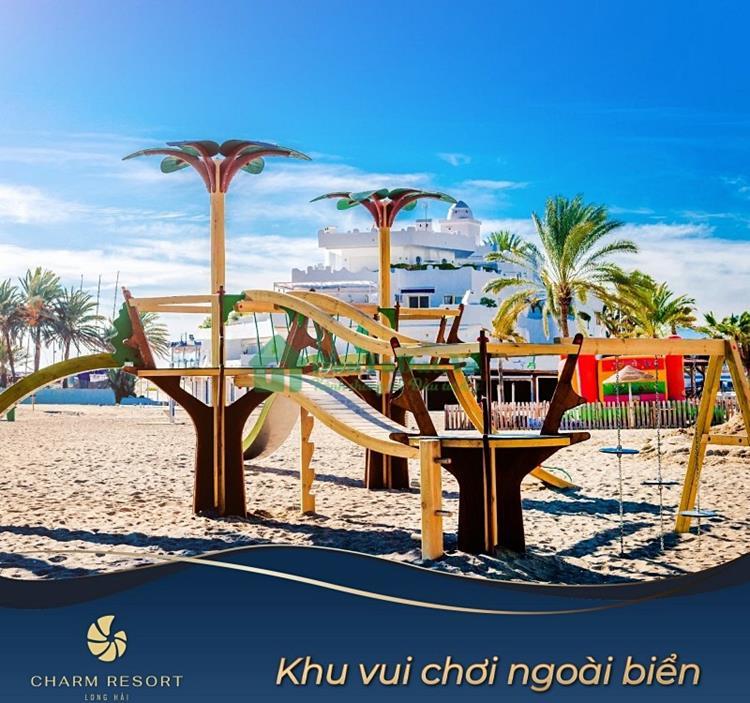 Tiện ích Charm Resort Long Hải