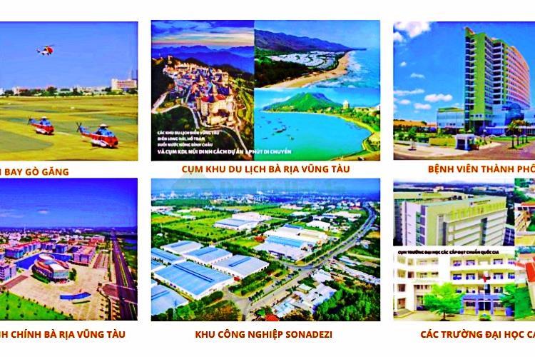 Tiện ích dự án đất nền Lan Anh 7 tại Bà Rịa - Vũng Tàu