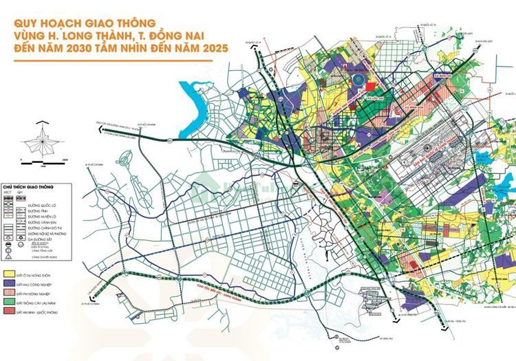 Quy hoạch giao thông tỉnh Đồng Nai