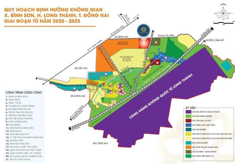 Thông tin quy hoạch tỉnh Đồng Nai
