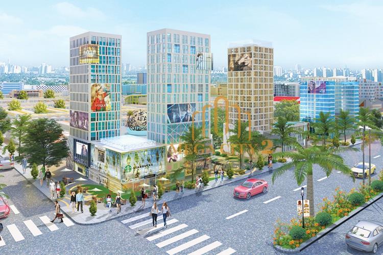 Tiện ích đẳng cấp Mega City tại Nhơn Trạch