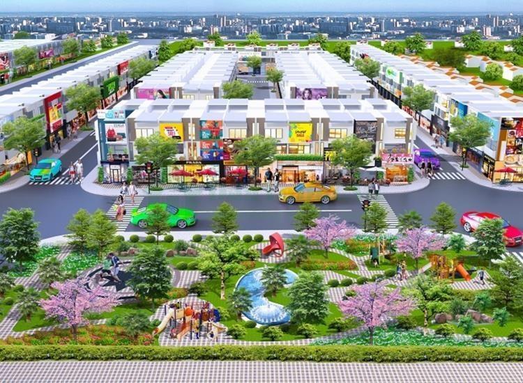 Tổng quan về Dự án Golden Future City