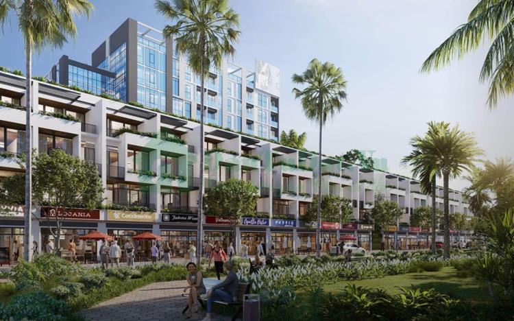 Dự ánLong Thành Riverside