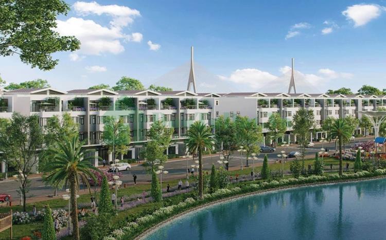Tiện ích dự án Long Thành Riverside
