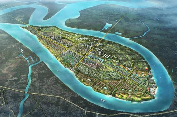Mặt bằng Dự án DIC Wisteria City