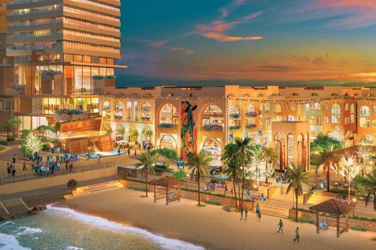 Mặt bằng tổng quan dự án căn hộ Vega City Nha Trang