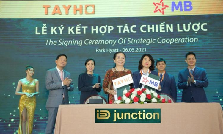 Lễ ký kết hợp dự án ID Junction Long Thành