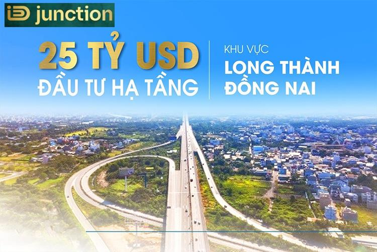 Tiềm năng phát triển bất động sản của Long Thành