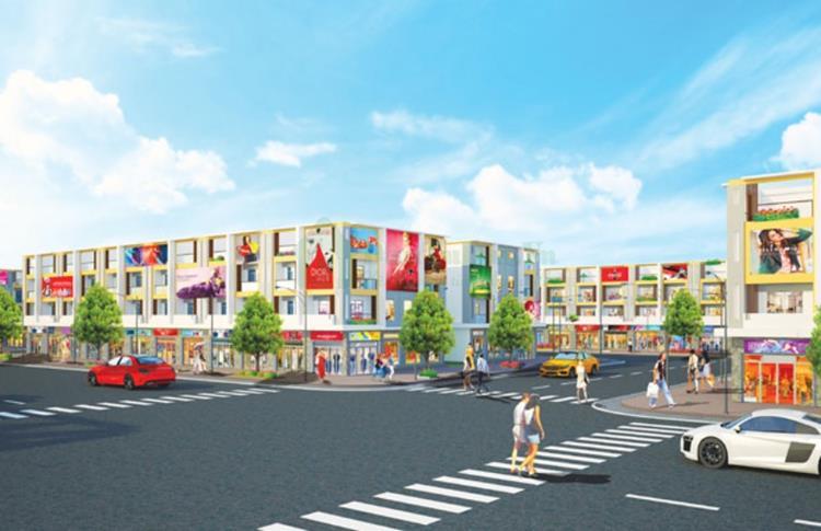 Dự ánBien Hoa New Town