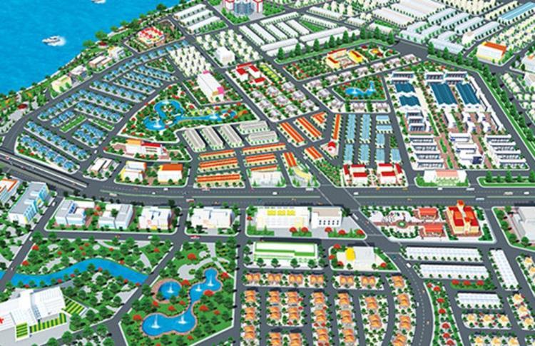 Mặt bằng Bien Hoa New Town Đồng Nai