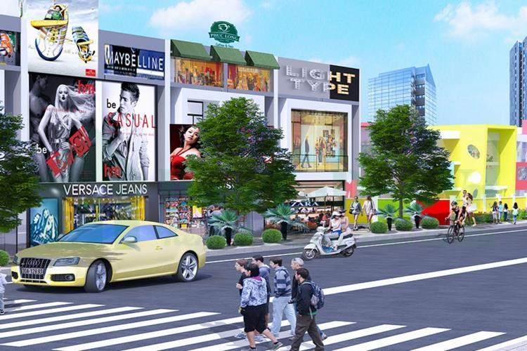 Tiện ích dự án The Mall City 2