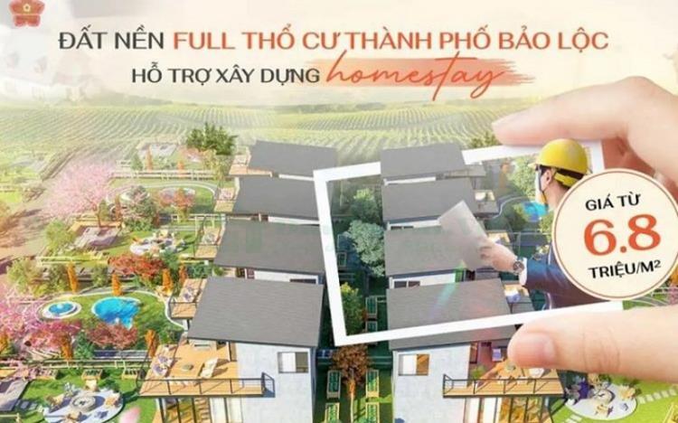 Tổng quan về dự án Sakura Garden Bảo Lộc năm 2021