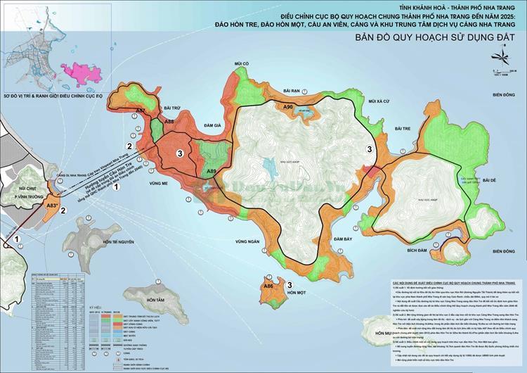 Quy hoạch AnCruising Nha Trang