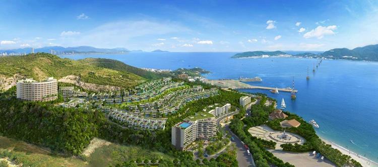 tổng quan về căn hộ AnCruising Nha Trang