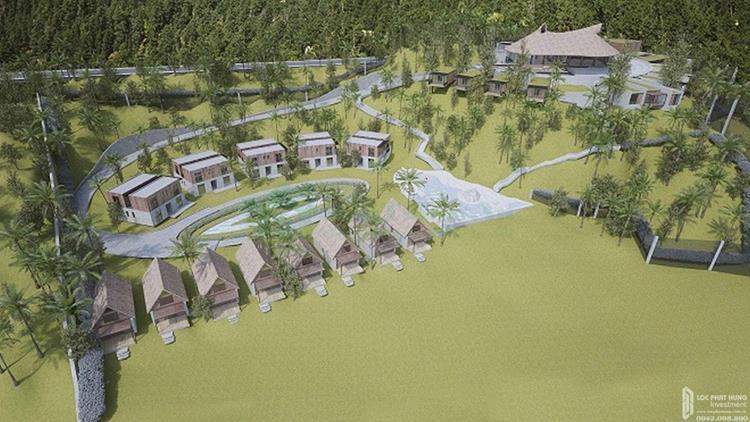 Mặt bằng Dự án Casa Marina Phan Thiết