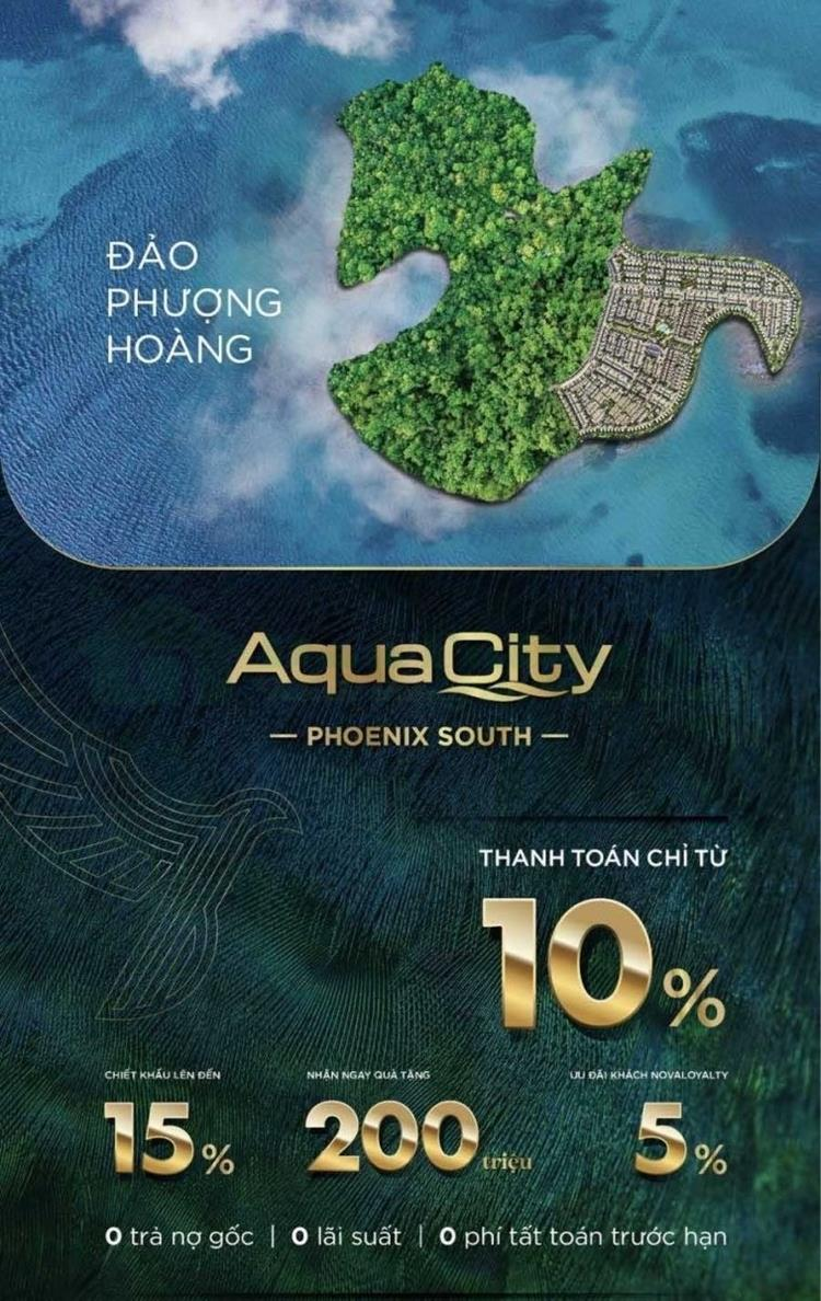 Dự án Aqua_City NOVALAND