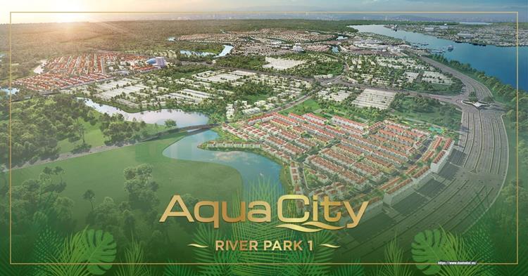 🎯 River Park 1 (27 hécta)