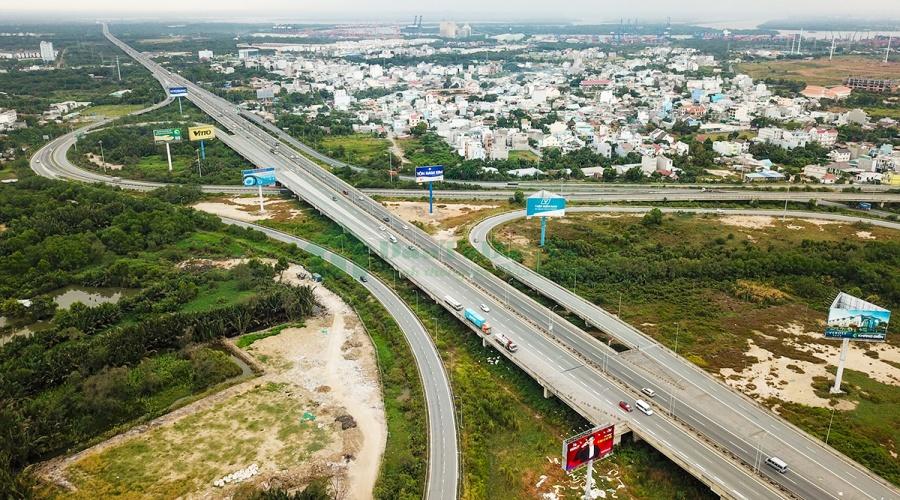 Cao tốc TP. HCM - Long Thành - Dầu Giây